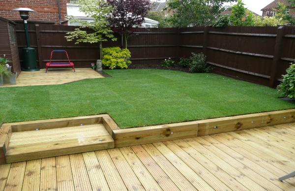 Chiplan garden landscaping hitchin must see for Garden makeover ideas
