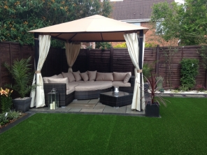 Garden makeover Letchworth