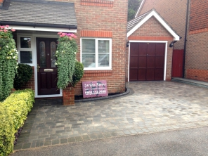 Garden makeover Stevenage